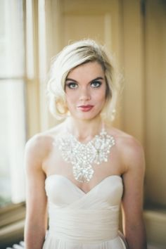Stunning Art Deco Inspired Bridal Accessories By Gibson Bespoke