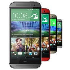 Unlocked HTC 6525 One M8 Verizon Wireless 4G LTE 32 GB Android Smartphone #HTC