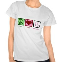 >>>Low Price          	Peace Love Quinceañera Shirt           	Peace Love Quinceañera Shirt We provide you all shopping site and all informations in our go to store link. You will see low prices onHow to          	Peace Love Quinceañera Shirt Online Secure Check out Quick and Ea...Cleck Hot Deals >>> http://www.zazzle.com/peace_love_quinceanera_shirt-235546942841479901?rf=238627982471231924&zbar=1&tc=terrest