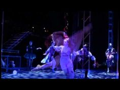 Dracula: A Rock Ballet excerpt - Lucy's Tomb