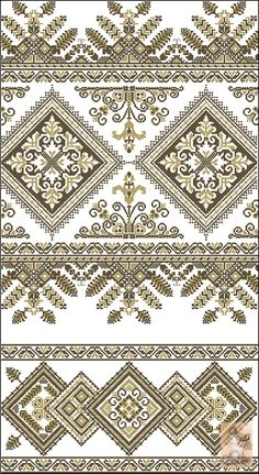 This Pin was discovered by mil Cross Stitch Borders, Cross Stitch Charts, Cross Stitching, Cross Stitch Embroidery, Cross Stitch Patterns, Crazy Quilting, Needlepoint Patterns, Embroidery Patterns, Russian Cross Stitch