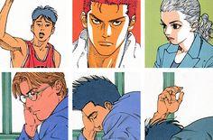 takehiko inoue | Tumblr Slam Dunk Anime, Inoue Takehiko, Basketball Art, Slums, Manga, Concept Art, Images, Animation, Comics