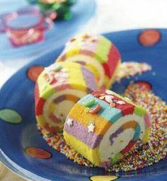 degrés C. soit, ts vont tellement le trouver beau! Un beau dessert pour une fête d'enfant ou simplement pour leur faire une petite gâterie! Vous trouverez sous la recette une vidéo pour suivre la méthode, puis en dessous, des idées pour le décorer. V