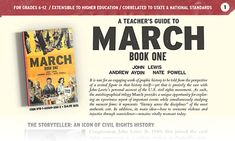 March: Book One Teacher's Guide / Top Shelf Productions