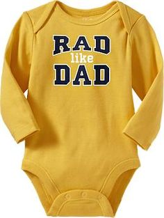 Graphic Bodysuits for Baby | Old Navy