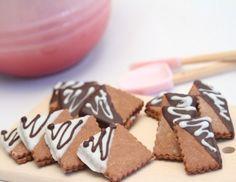 Schoko-Mandel-Kekse