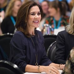 Princess Mary attends 'Free of Bullying 2017' conference in Aarhus