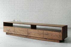 Tv Unit Furniture, Wood Furniture, Modern Furniture, Furniture Design, Tv Unit Decor, Tv Decor, Home Decor, Rack Tv, Tv Stand Designs