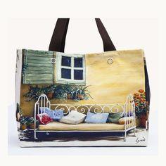 """Grand Cabas """"La banquette""""  Site : http://www.lysandcreations.com/boutique/liste_rayons.cfm?"""