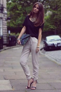 comfy and chic