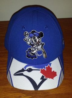 a6b3de09716 New-Era-9Forty-Disney-Mickey-Mouse-Toronto-Blue-Jays-Hat-Cap -Toddler-Adjustable