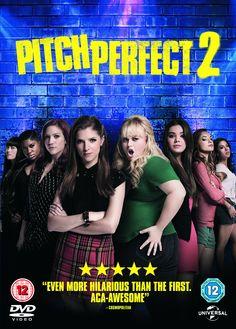 Pitch Perfect 2 [DVD]: Amazon.co.uk: Anna Kendrick, Elizabeth Banks, Hailee Steinfeld, Rebel Wilson, Brittany Snow, Katey Sagal, Alexis Knapp, Anna Camp, Paul Brooks, Max Handelman, Jason Moore: DVD & Blu-ray