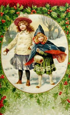 Victorian Christmas...