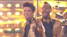 When Bruno Mars performed at the 2012 Grammys, I was totally, I mean totally, blown away.