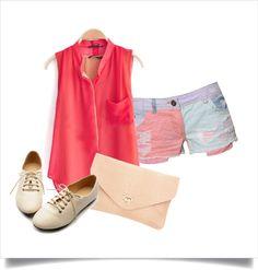 pinky 'n pastel summer