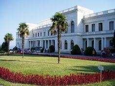 Livadia Palace. Crimea.Ukraine.