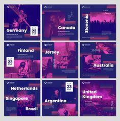 Music Instagram Banner Templates AI, PSD, SKETCH Instagram Creator, Instagram Grid, Instagram Music, Instagram Design, Sketch Instagram, Social Media Poster, Social Media Branding, Social Media Design, Banner Design Inspiration