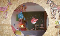 Chambre d'Enfant Maison Nantes Anne Millet