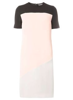 Dorothy Perkins Womens Colour Block Shift Dress- Black DP07535598 Colour block shift dress, wearing length approximately 90cm. 95% Polyester, 5% Elastane. Machine washable. http://www.MightGet.com/april-2017-1/dorothy-perkins-womens-colour-block-shift-dress-black-dp07535598.asp