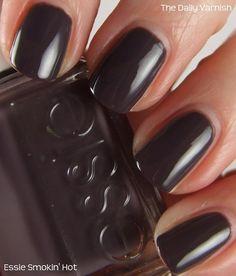 essie smokin' hot nail polish - Google Search