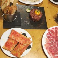 Restaurante La Robadora. Barcelona