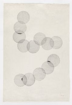 drawing, 1959. lygia pape.