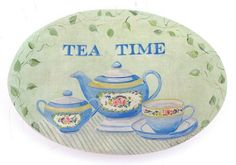 Decorative Kitchen Plaque Style 20. h1Decorative Kitchen Plaque Style 20_h1Decorative Kitchen Plaque.Grab the opportunity! This decorative plaque urges you to relax with a piping cup of tea and some biscuits.. See More Kitchen Plaques at http://www.ourgreatshop.com/Kitchen-Plaques-C1092.aspx
