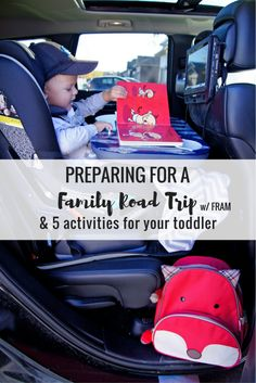Preparing for a Fami