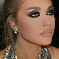 Gorgeous Makeup: Tips and Tricks With Eye Makeup and Eyeshadow – Makeup Design Ideas Makeup Hacks, Makeup Inspo, Makeup Inspiration, Makeup Guide, Makeup Goals, Makeup Tutorials, Eyeliner Hacks, Hair Hacks, Prom Makeup