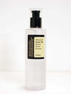 COSRX Snail 96 Mucin Power Essence ! It is a very effective essence that will make your skin super soft and supple