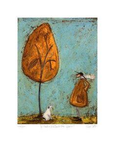 """Is that a Mustard Tree Doris "" - Sam Toft"