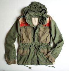 Grungy jacket