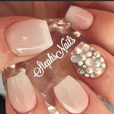 How I would like my nails to look like when I'm out with honeys...#Beautiful