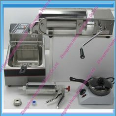 Stainess Steel Commercial Churros Maker Machine