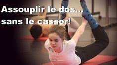 Stretch débutant (partie 1) S ASSOUPLIR EN - 10MIN - YouTube