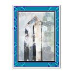 New Age Metaphysical Crystal Art Large Poster