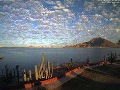Borreguitos en el cielo. Guaymas, Sonora.