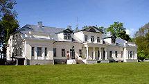 Vohnja Manor - Vohnja mõisa peahoone (1820-30)