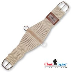 Meece Saddlery - Blended Roper Cinch by Classic Equine, $52.95 (http://www.meecesaddlery.com/blended-roper-cinch-by-classic-equine/)