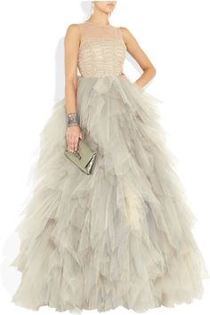 My sister just told me to buy this for my wedding. I'm as single as they come, but this dress is AMAZE.
