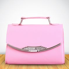 2017 womens bags famous s solid handbag leather lady shoulder bags clutches pink: 2017 womens bags… #UKOnlineShopping #UKShopping #Shopping