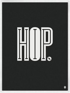 I like this because it shows a different style to Hip-Hop. I like that it is two words written into one, and I like the simple colours that is used.