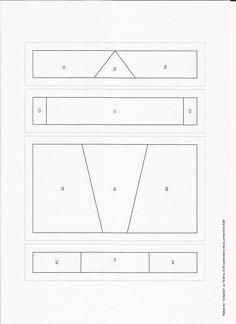 Patchwork en Casa - Patchwork with Love: Bloque de la Semana: Avión (Paper Piecing)