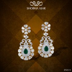 Never hesitate to #shine and #dazzle! #ShobhaAsarJewellery #ShobhaAsar #ShobhaAsarJewels