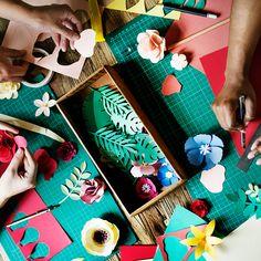 Kids Crafts, Craft Projects, Arts And Crafts, Craft Ideas, Craft Art, Kids Diy, Preschool Crafts, Decor Crafts, Craft Blogs