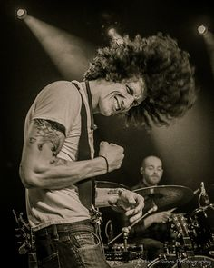 David Shaw of The Revivalists | by Isaac 9's Photography