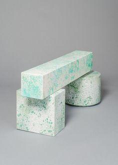 Kueng Caputo, 'Never Too Much Bench 6,' 2013, Salon 94  https://artsy.net/artwork/kueng-caputo-never-too-much-bench-6