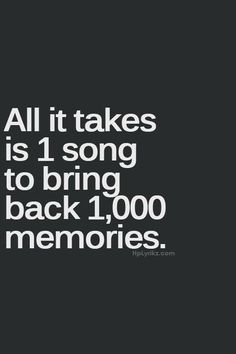 Temporal Lobe deals with memory and songs often remind people of many things and bring back memories.