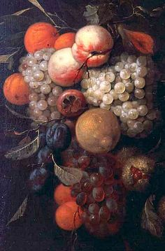 Cornelius de Heem was a still-life painter associated with both Flemish Baroque and Dutch Golden Age painting. Dutch Still Life, Baroque Painting, Eat A Peach, Still Life Fruit, Dutch Golden Age, Orange Art, Fruit Painting, Still Life Photos, Container Flowers
