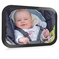 Other Baby Safety & Health Baby Back Seat Mirror View Rear Facing Infant In Backseat~crash Tested Best Elegant Shape Baby